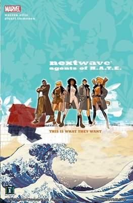 Nextwave: Agents of H.A.T.E. (Softcover) #1