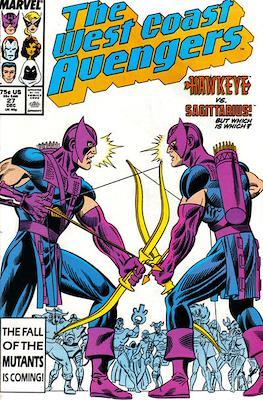 West Coast Avengers Vol. 2 (Comic-book. 1985 -1989) #27