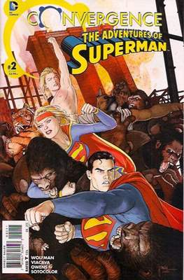 Convergence The Adventures of Superman (2015) (Comic-book) #2