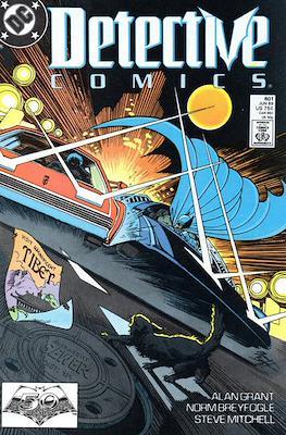 Detective Comics Vol. 1 (1937-2011; 2016-) (Comic Book) #601