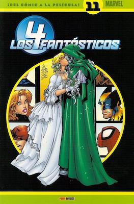 Los 4 Fantásticos. ¡Del cómic a la película! (Rústica 80 pp) #11