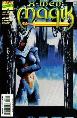 X-Men: Magik (grapa) #2