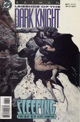 Batman: Legends of the Dark Knight Vol. 1 (1989-2007) (Comic Book) #77