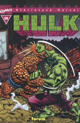 Biblioteca Marvel: Hulk (2004-2006) (Rústica 160 pp) #20
