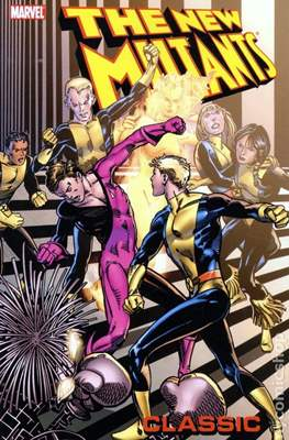 The New Mutants Classics (Softcover 224-280 pp) #6