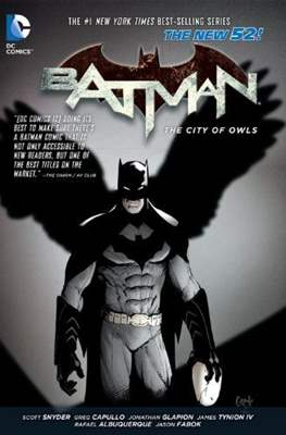 Batman Vol. 2 (2011-2016) (Hardcover) #2