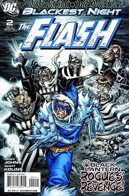 Blackest Night: The Flash (2010) (saddle-stitched) #2