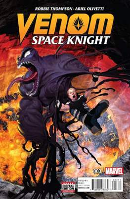 Venom: Space Knight (Comic Book) #3