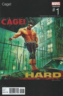 Cage! (2016 Variant Covers)