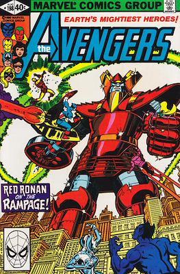 The Avengers Vol. 1 (1963-1996) (Comic Book) #198