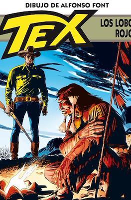 Tex (Cartoné, 192-240 páginas, B/N) #6