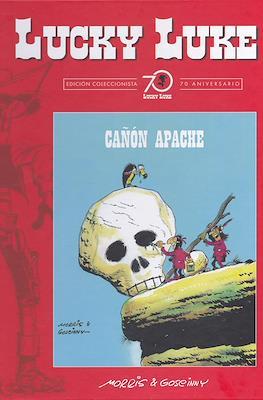 Lucky Luke. Edición coleccionista 70 aniversario (Cartoné con lomo de tela, 56 páginas) #16