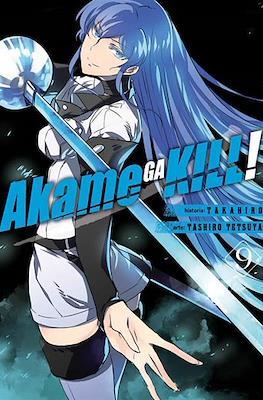 Akame ga Kill! (Rústica) #9