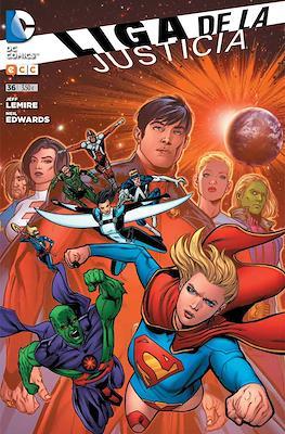 Liga de la Justicia. Nuevo Universo DC / Renacimiento (Grapa) #36
