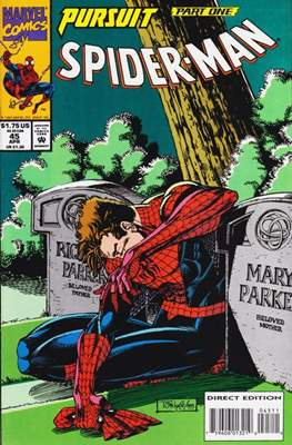 Spider-Man (Vol. 1 1990-2000) (Comic Book) #45
