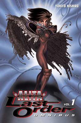 Alita: Last Order - Omnibus
