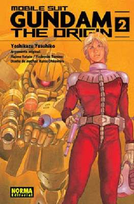 Mobile Suit Gundam. The Origin #2