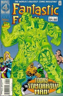 Fantastic Four Vol. 1 (1961-1996) (saddle-stitched) #405