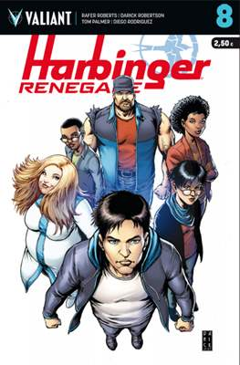 Harbinger Renegade #8