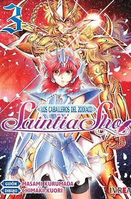 Los Caballeros del Zodiaco: Saintia Sho (Rústica con sobrecubierta) #3