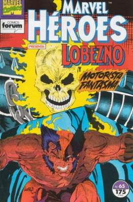 Marvel Héroes (1986-1993) (Grapa 32 pp) #65
