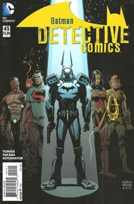 Detective Comics Vol. 2 (2011-2016) (Comic-Book) #45