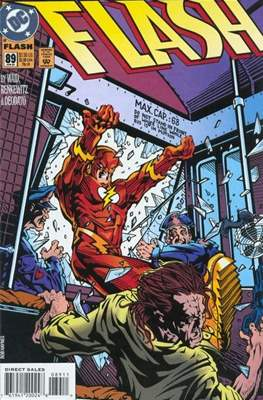 The Flash Vol. 2 (1987-2006) (Comic Book) #89