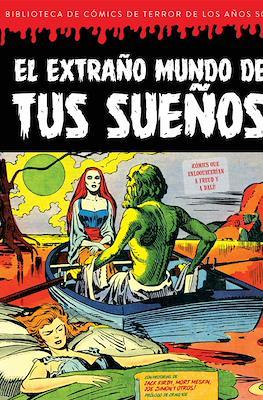 Biblioteca de cómics de terror de los años 50 #7