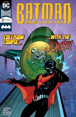 Batman Beyond (Vol. 6 2016-...) (Comic Book) #27