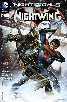 Nightwing (2011-) (Digital) #9