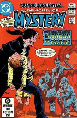 The House of Mystery (Grapa) #302