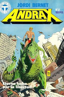 Andrax (Grapa 52 pp) #2