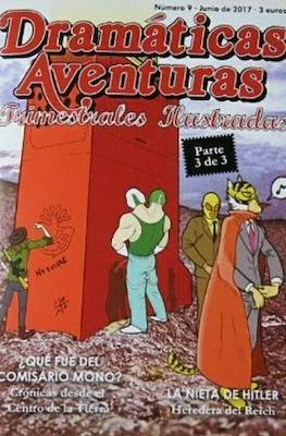 Dramáticas Aventuras Trimestrales Ilustradas (Grapa) #9