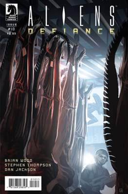 Aliens Defiance (Comic Book) #10