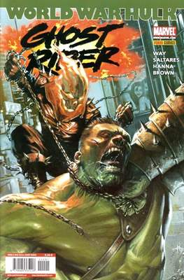World War Hulk. Ghost Rider