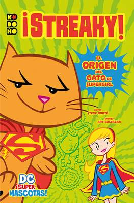 DC ¡Supermascotas!: ¡Steaky!