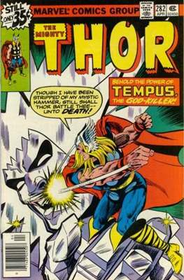 Journey into Mystery / Thor Vol 1 (Comic Book) #282