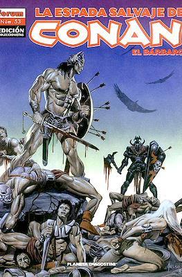 La Espada Salvaje de Conan el Bárbaro. Edición coleccionistas (Rústica. 64 páginas. B/N. (2005-2008).) #53