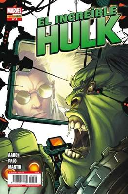 El Increíble Hulk Vol. 2 / Indestructible Hulk / El Alucinante Hulk / El Inmortal Hulk (2012-) (Comic Book) #8