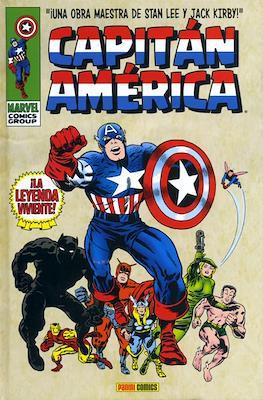 Capitán América. Marvel Gold (Omnigold)