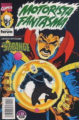 Motorista Fantasma (1991-1994) (Grapa. 17x26. 24 páginas. Color. (1991-1994).) #13