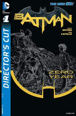 Batman: Zero Year Director's cut