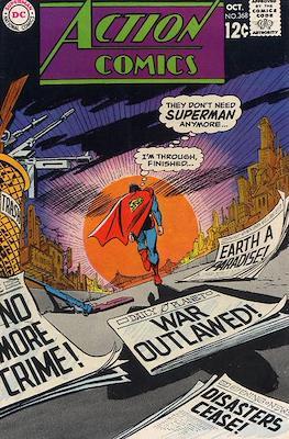 Action Comics Vol. 1 (1938-2011; 2016-) (Comic Book) #368