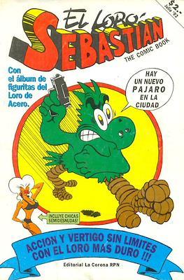 El Loro Sebastián (Grapa) #1