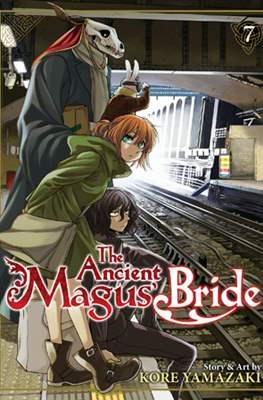 The Ancient Magus' Bride (Paperback) #7