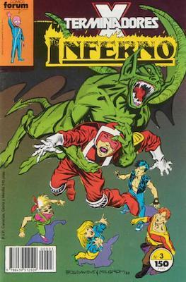 Inferno (1989-1991) (Grapa. 17x26. 32 páginas. Color.) #3