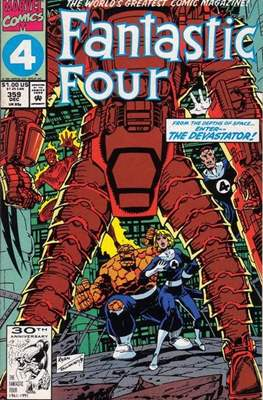 Fantastic Four Vol. 1 (1961-1996) (saddle-stitched) #359