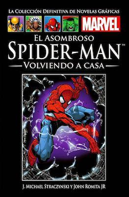 La Colección Definitiva de Novelas Gráficas Marvel (Cartoné) #21