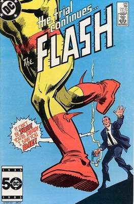 The Flash/Flash Comics (1940-1949, 1959-1985, 2020-) (Comic Book 32 pp) #346