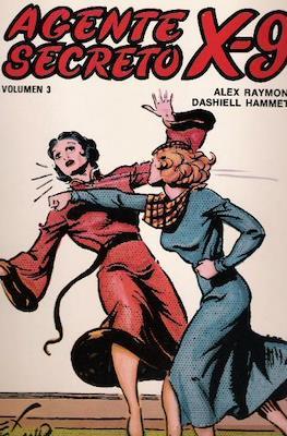 Agente secreto X-9 (Rústica) #3